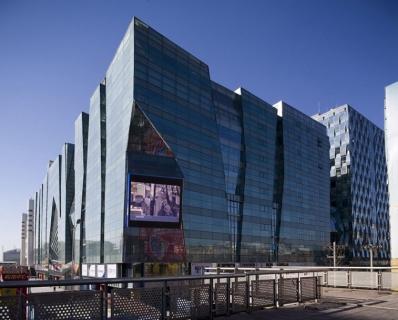 大厦楼宇无线对讲信号覆盖案例一